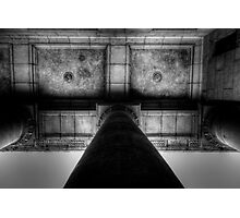 Courthouse Gothic Photographic Print
