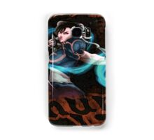 Chun Li Street Fighter Samsung Galaxy Case/Skin
