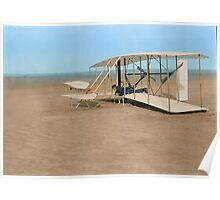 The Infancy of Flight Poster