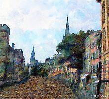 Le Boulevard Vide by RC deWinter