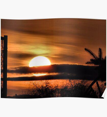 Easter Sunrise...2010 #2 Poster