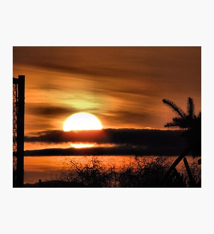 Easter Sunrise...2010 #2 Photographic Print