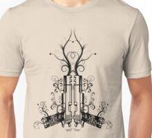 Dual Wielding Unisex T-Shirt