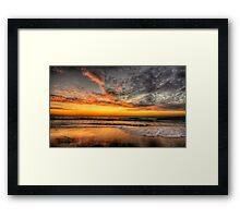 This Moment - Palm Beach, Sydney - The HDR Experience Framed Print