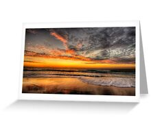 This Moment - Palm Beach, Sydney - The HDR Experience Greeting Card