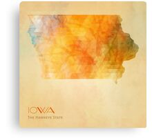 Iowa Canvas Print