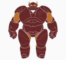 Baymax Suit (IronMan) Kids Clothes