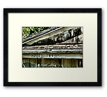 Beauty is Only... Framed Print