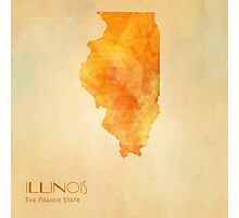 Illinois Photographic Print