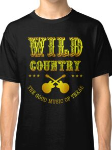 Wild Country music Classic T-Shirt