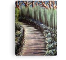 Laughing Forest Canvas Print