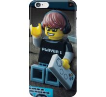 Insert Coin iPhone Case/Skin