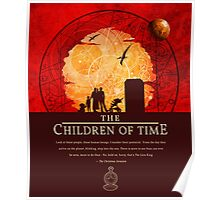 The Children of Time - 2015 Quote Poster