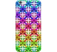 Rainbow Crystals in Print iPhone Case/Skin