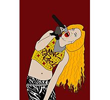 Hedwig Singing Photographic Print