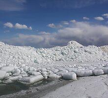 A Mountain of Ice by Teresa Zieba