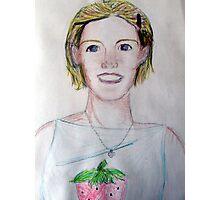 Monique - A portrait Photographic Print