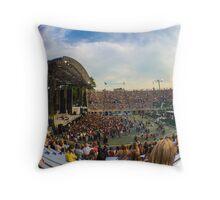 Stadium Throw Pillow