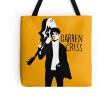 Darren With Guitar Tote Bag