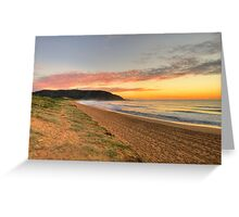 Home & Away - Palmie AKA Summer Bay (20 Shot HDR Panoramic) - Palm Beach, Sydney - The HDR Experience Greeting Card