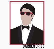 Darren Criss With Pink Sunglasses One Piece - Short Sleeve