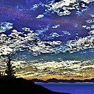 Sunrise at Lake Tahoe by Ed Moore