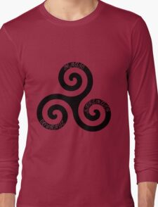 Strength Courage and Magic Long Sleeve T-Shirt