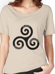 Strength Courage and Magic Women's Relaxed Fit T-Shirt