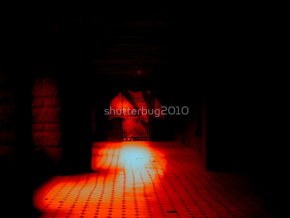 The Demon's Gate by shutterbug2010