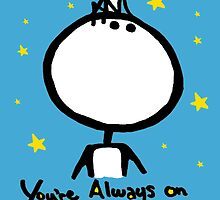 I'm always thinking of You! by shandab3ar