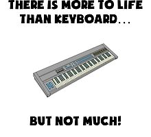 More To Life Than Keyboard by GiftIdea