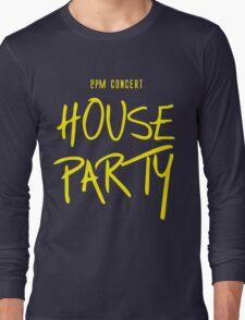 2PM House Party Long Sleeve T-Shirt