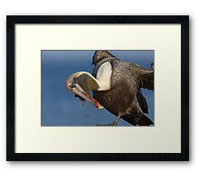 That's the Spot Framed Print