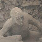 Last Breath - Pompeii, Italy by David McGilchrist