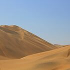Dunes of Peru by David McGilchrist