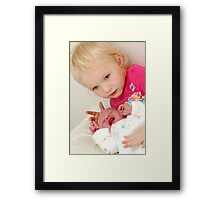 Precious Moments Framed Print