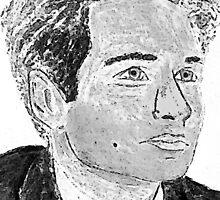 Fox Mulder by rlu1