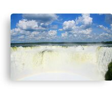Devils Throat - Iguazu Falls Canvas Print