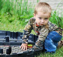 Little Hunter by eddi33