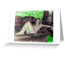 Relax Greeting Card