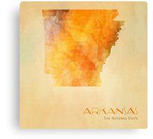 Arkansas Canvas Print