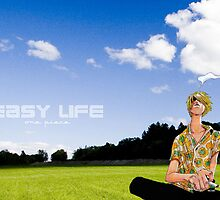 One Piece Easy Life by redhairshanks