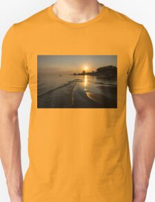 Golden Sands and Gentle Waves - Lake Erie, Ontario, Canada T-Shirt