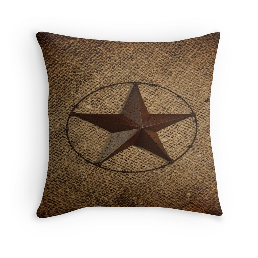 Decorative Western Throw Pillows :