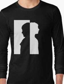 Two sides (W) Long Sleeve T-Shirt