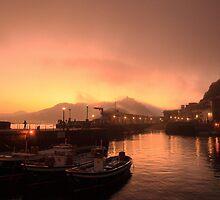 San Sebastian Mist by metaphace