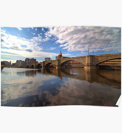 Charles River - Boston Poster