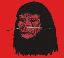 Shrunken Head by GreenScreen
