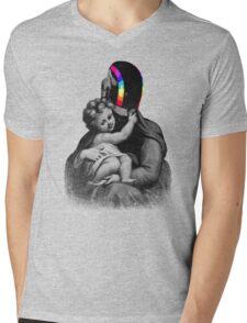 Punk'D Mens V-Neck T-Shirt