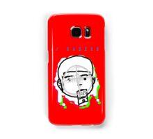 Kaderr Head Print (RED) (Phones & Tablets) Samsung Galaxy Case/Skin